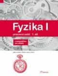 Fyzika I Pracovní sešit 1 díl - Josef Molnár