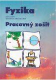 Fyzika Pracovný zošit pre 8. ročník špeciálnych základných škôl - Viera Lapitková, ...