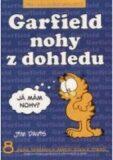 Garfield - Nohy z dohledu - 8. kniha sebraných Garifeldových stripů - Jim Davis