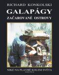 Galapágy - Začarované ostrovy - Richard Konkolski