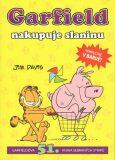 Garfield nakupuje slaninu - Jim Davis