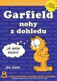 Garfield - Nohy z dohledu (č.8) - Jim Davis