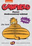 Garfield Pozor! Nadrozměrný náklad - Jim Davis