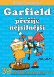 Garfield Přežije nejsilnější - Jim Davis