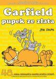 Garfield pupek ze zlata (č. 48) - Jim Davis