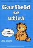 Garfield se užírá - 5. kniha sebraných Garifeldových stripů - Jim Davis