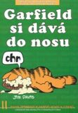 Garfield si dává do nosu (č.11) - Jim Davis
