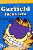Garfield tučná léta - Jim Davis