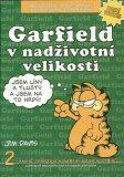 Garfield v nadživotní velikosti (č.2) - Jim Davis