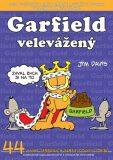 Garfield 44: Velevážený - Jim Davis