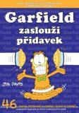 Garfield zaslouží přídavek - Jim Davis