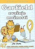 Garfield zvažuje možnost - Jim Davis