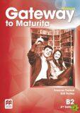 Gateway to Maturita 2nd Edition B2: Workbook - David Spencer