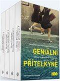 Geniální přítelkyně - dárkový box (komplet) - Elena Ferrante