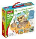 Quercetti Giro Puzzle spinning puzzle – otáčivá skládačka - Quercetti