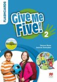 Give Me Five! Level 2 - Flashcards - Donna Shaw