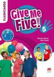 Give Me Five! Level 5 - Flashcards - Donna Shaw