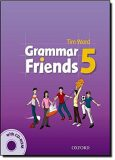 Grammar Friends 5 Student´s Book with CD-ROM Pack - Tim Ward