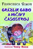Grázlik Gabo a ničivý časostroj - Francesca Simon