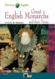 Great English Monarchs and their Times + CD (Black Cat Readers Level 2 Green Apple Edition) - Gina D. B. Clemen