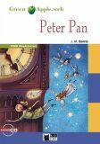 Green Apple Starter A1: Peter Pan + CD - Barrie Jean-Marie