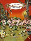 Gulliverovy cesty - Gulliver mezi obry - Jonathan Swift, ...