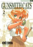 Gunsmith Cats 2 - Keniči Sonoda