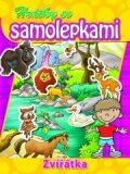 Hrátky se samolepkami - Zvířátka - Koniasch Latin Press