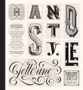 Handstyle Lettering: From calligraphy to typography - Victionary