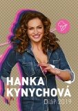 Hanka Kynychová Diář 2019 - Hanka Kynychová