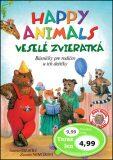 Happy Animals Veselé zvieratká - Zuzana Nemčíková, ...