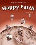 Happy Earth 1 Activity Book - Bill Bowler