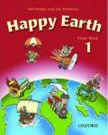 Happy Earth 1 Class Book - Bill Bowler