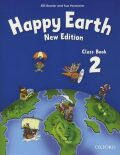 Happy Earth 2 Class Book (New Edition) - Bill Bowler