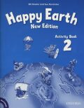 Happy Earth 2 Activity Book with Multi-ROM Pack (New Edition) - Bill Bowler