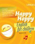 Happy Hoppy English for children - CD - Lingea