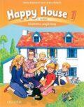Happy House 3rd Edition 1 Učebnice Angličtiny - Stella Maidment