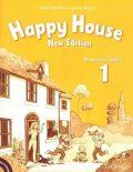 Happy House 1 New Edition Pracovní sešit - Stella Maidment