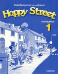 Happy Street 1 Activity Book - Roberts Lorena