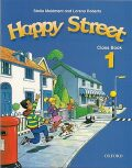Happy Street 1 Class Book - Roberts Lorena