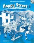 Happy Street 3rd Edition 1 Pracovní sešit - Stella Maidment