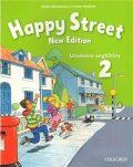 Happy Street 2 New Edition Učebnice angličtiny - Stella Maidment
