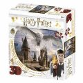Harry Potter 3D puzzle - Bradavice a Hedvika 300 dílků - neuveden