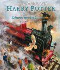 Harry Potter a Kámen mudrců - ilustrované vydání - Joanne K. Rowlingová