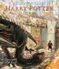 Harry Potter a Ohnivý pohár - ilustrované vydání - Joanne K. Rowlingová