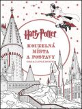 Harry Potter Kouzelná místa a postavy - Joanne K. Rowlingová