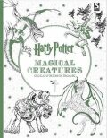 Harry Potter Magical Creatures Coloring Book - Colouring Book