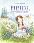 Heidi, dievčatko z hôr - Johanna Spyri