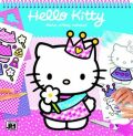 Maluj, stříhej, nalepuj Hello Kitty - JIRI MODELS
