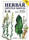 Herbář léčivých rostlin 2. E - K - Josef A. Zentrich, ...